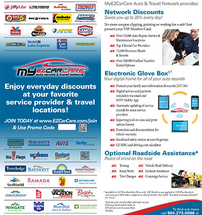 Collateral medical discount coupons